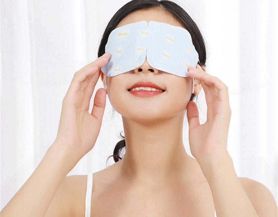 heated eye mask factory 1