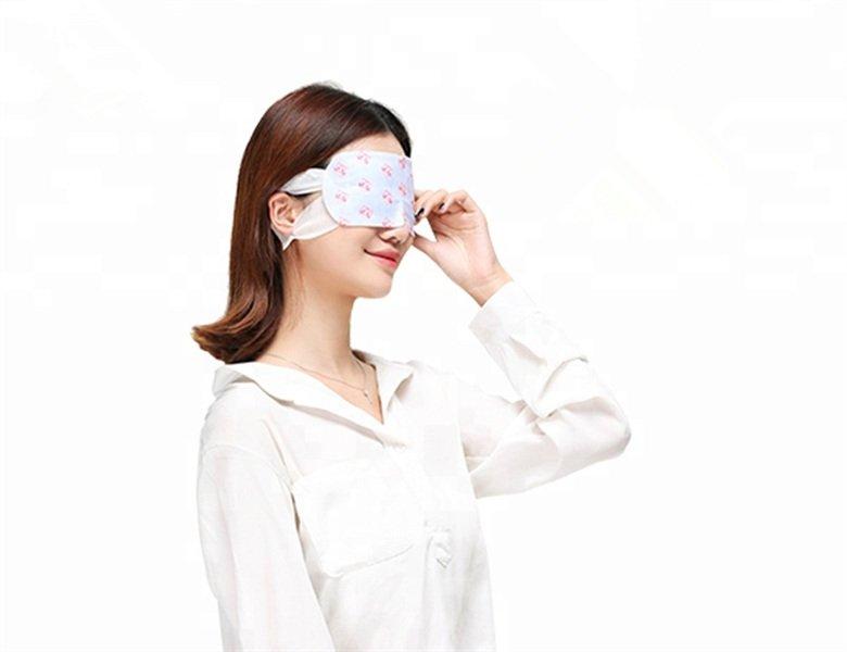 heated eye mask oem factory