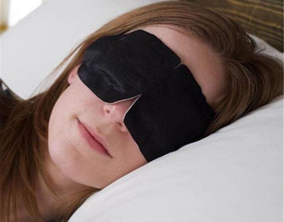 self heating eye mask factory
