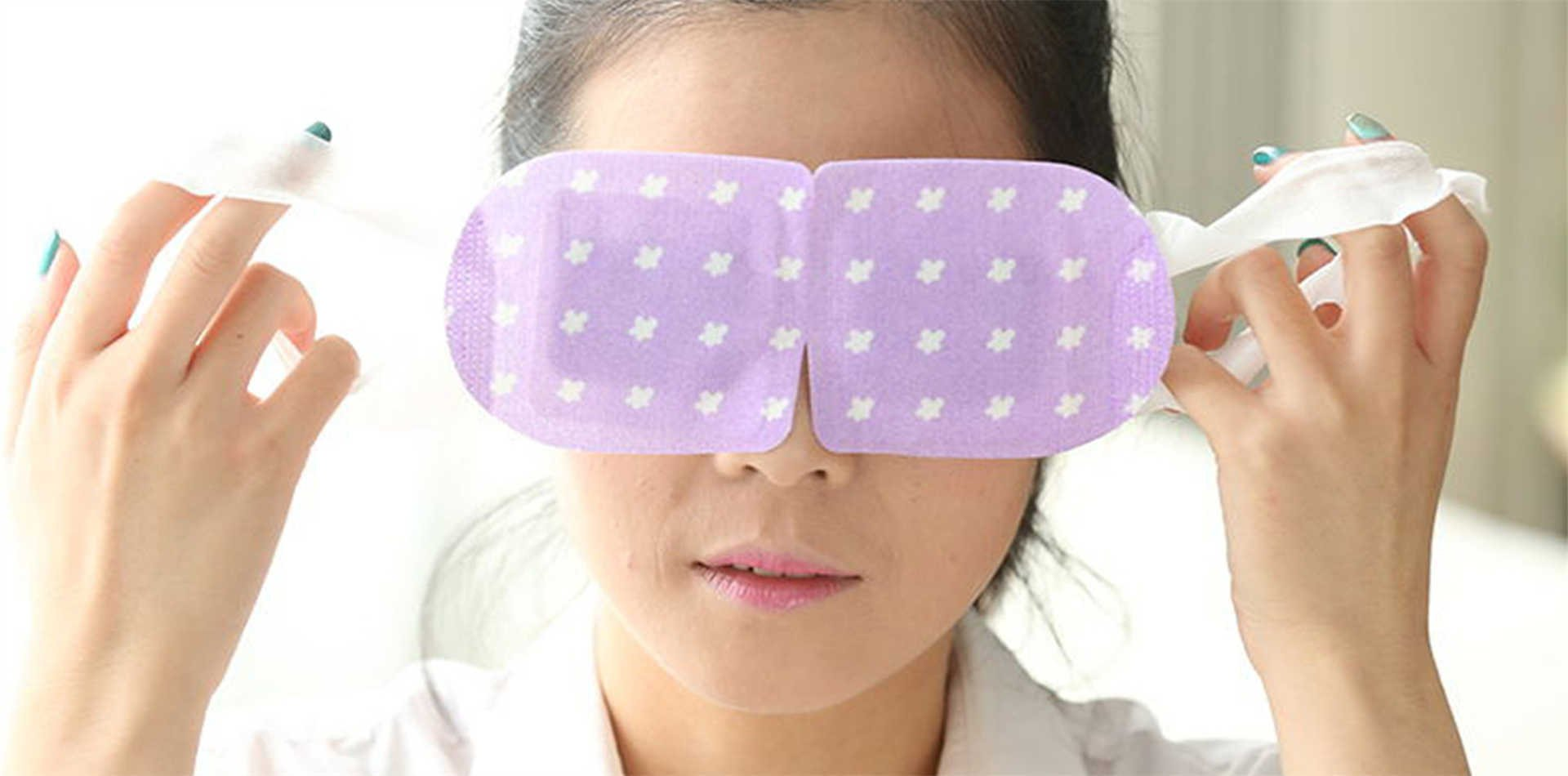 steam eye mask factory_in China