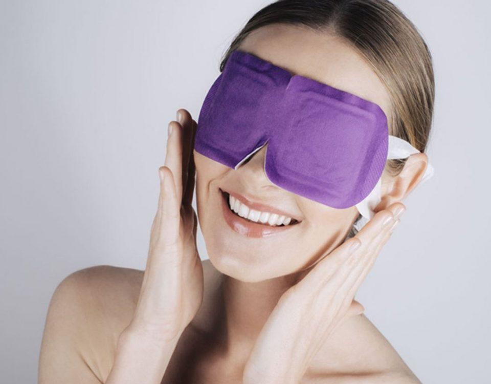 Hot Compress Eye Mask steam eye mask manufacturer 2