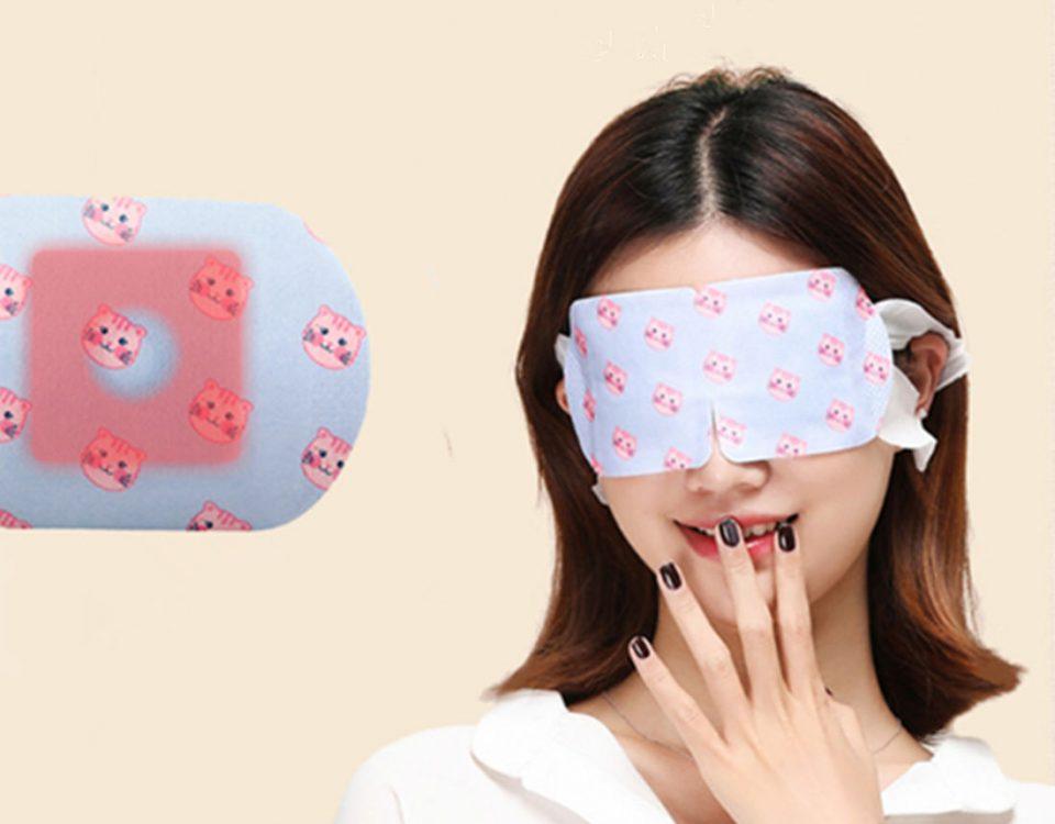 heated warming eye mask manufacturer